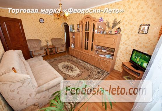 3 комнатная очаровательная квартира на 5 этаже в Феодосии - фотография № 10