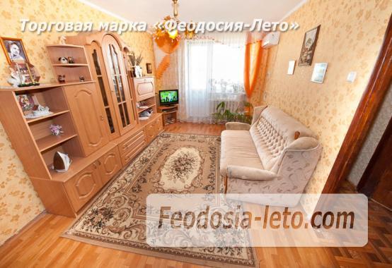 3 комнатная очаровательная квартира на 5 этаже в Феодосии - фотография № 11