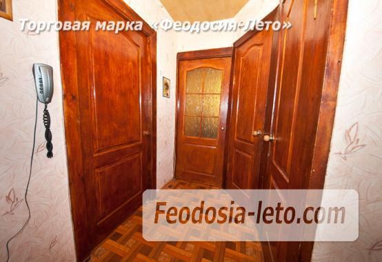 3 комнатная очаровательная квартира на 5 этаже в Феодосии - фотография № 12