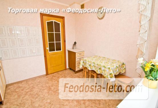 Однокомнатная чудненькая квартира в Феодосии, бульвар Старшинова, 8-А - фотография № 4