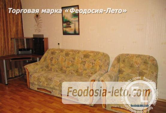 Однокомнатная демократичная квартира в Феодосии, бульвар Старшинова, 8-А - фотография № 1