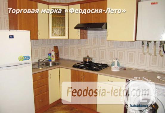 Однокомнатная демократичная квартира в Феодосии, бульвар Старшинова, 8-А - фотография № 6