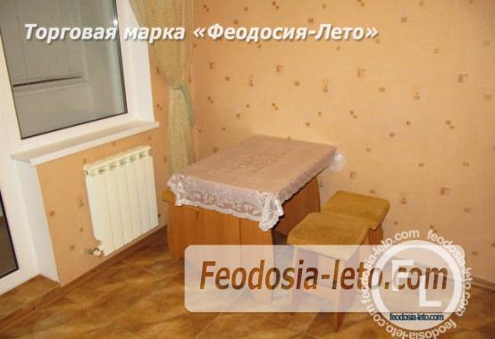Однокомнатная демократичная квартира в Феодосии, бульвар Старшинова, 8-А - фотография № 7