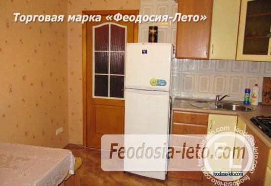 Однокомнатная демократичная квартира в Феодосии, бульвар Старшинова, 8-А - фотография № 8