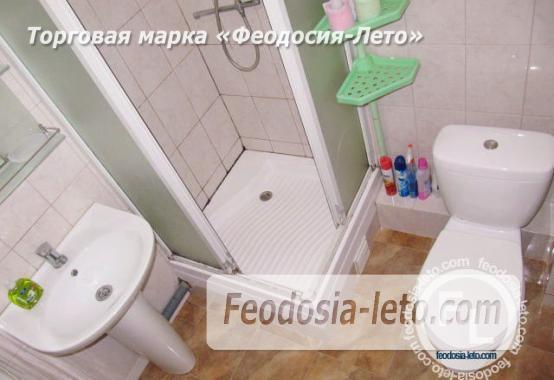 Однокомнатная демократичная квартира в Феодосии, бульвар Старшинова, 8-А - фотография № 10