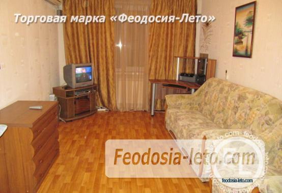 Однокомнатная демократичная квартира в Феодосии, бульвар Старшинова, 8-А - фотография № 3