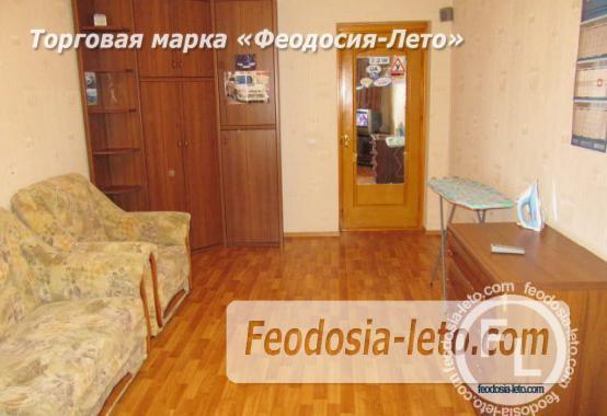 Однокомнатная демократичная квартира в Феодосии, бульвар Старшинова, 8-А - фотография № 4