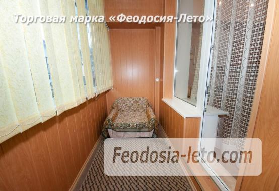 Однокомнатная великолепная квартира в Феодосии, улица Федько, 1-А - фотография № 4