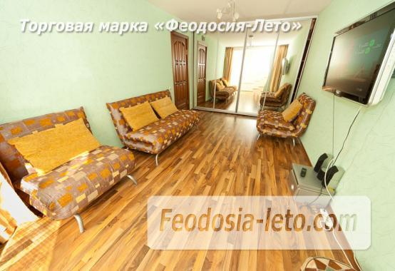 Однокомнатная интереснейшая квартира в Феодосии, улица Коробкова, 3 - фотография № 4