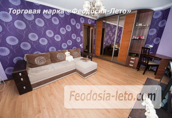 Однокомнатная комфортабельная квартира в Феодосии, переулок Танкистов, 1-Б - фотография № 1
