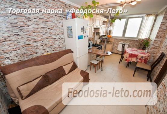 Однокомнатная комфортабельная квартира в Феодосии, переулок Танкистов, 1-Б - фотография № 8