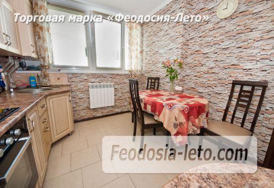 Однокомнатная комфортабельная квартира в Феодосии, переулок Танкистов, 1-Б - фотография № 5