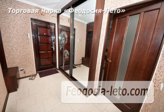 Однокомнатная комфортабельная квартира в Феодосии, переулок Танкистов, 1-Б - фотография № 9