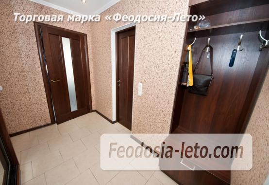 Однокомнатная комфортабельная квартира в Феодосии, переулок Танкистов, 1-Б - фотография № 10