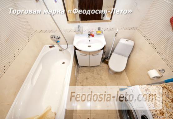 Однокомнатная комфортабельная квартира в Феодосии, переулок Танкистов, 1-Б - фотография № 11