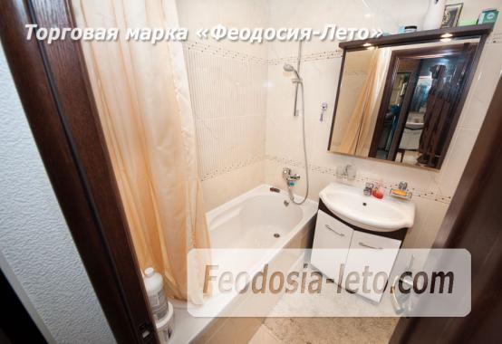 Однокомнатная комфортабельная квартира в Феодосии, переулок Танкистов, 1-Б - фотография № 12