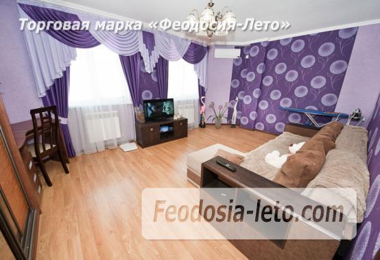 Однокомнатная комфортабельная квартира в Феодосии, переулок Танкистов, 1-Б - фотография № 2