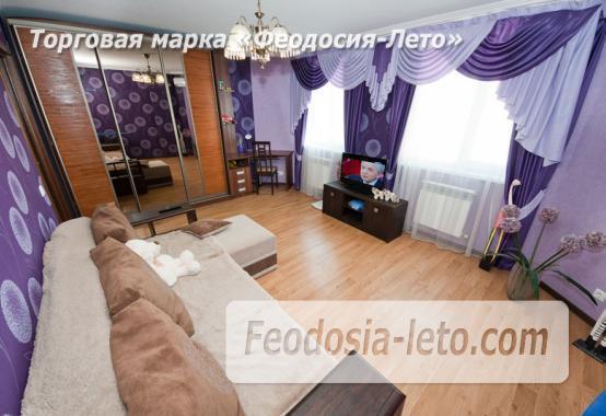 Однокомнатная комфортабельная квартира в Феодосии, переулок Танкистов, 1-Б - фотография № 3