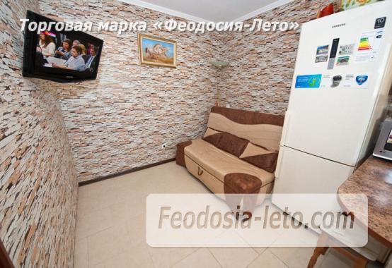 Однокомнатная комфортабельная квартира в Феодосии, переулок Танкистов, 1-Б - фотография № 4