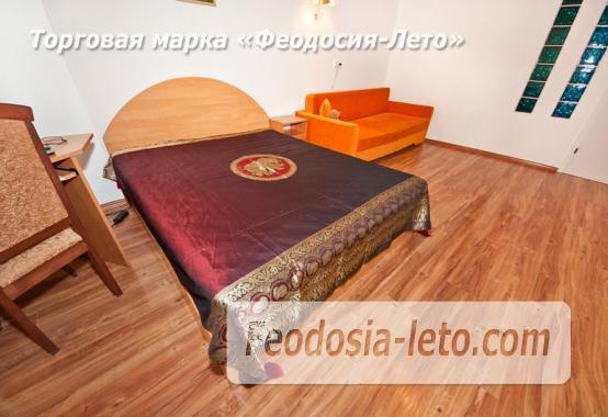 Однокомнатная уютная квартира в Феодосии, Адмиральскоий бульвар, 7-Б - фотография № 1