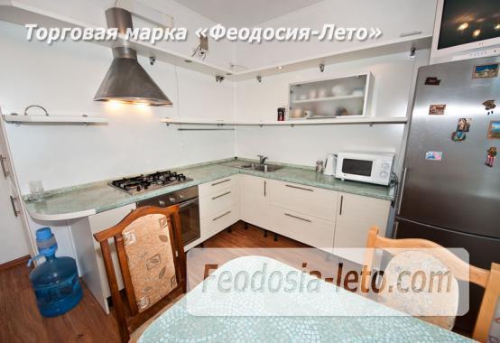 Однокомнатная уютная квартира в Феодосии, Адмиральскоий бульвар, 7-Б - фотография № 9