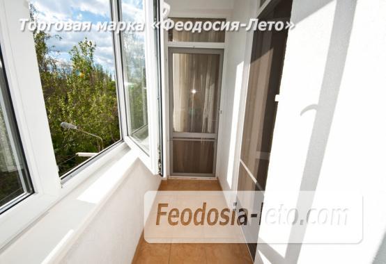 Однокомнатная уютная квартира в Феодосии, Адмиральскоий бульвар, 7-Б - фотография № 11