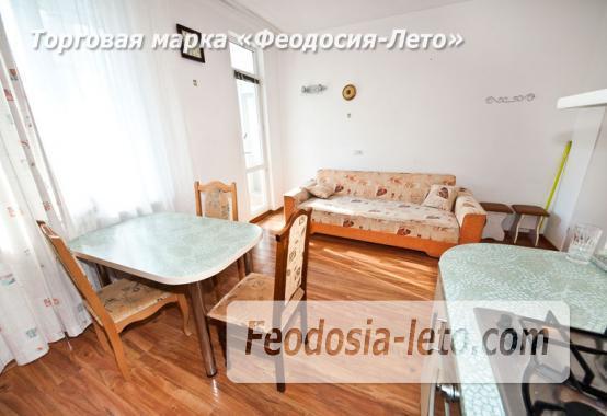 Однокомнатная уютная квартира в Феодосии, Адмиральскоий бульвар, 7-Б - фотография № 3