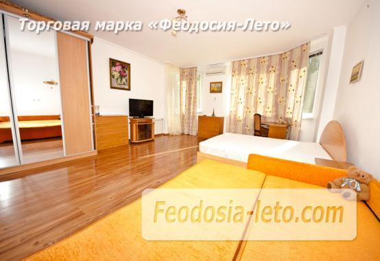 Однокомнатная уютная квартира в Феодосии, Адмиральскоий бульвар, 7-Б - фотография № 6