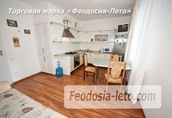 Однокомнатная уютная квартира в Феодосии, Адмиральскоий бульвар, 7-Б - фотография № 8
