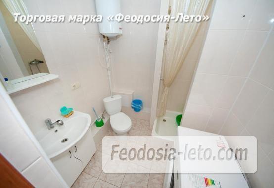Однокомнатная квартира на берегу моря в Феодосии, Черноморская набережная, 1-В - фотография № 8