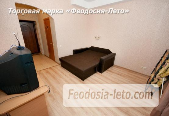 Однокомнатная квартира на берегу моря в Феодосии, Черноморская набережная, 1-В - фотография № 3