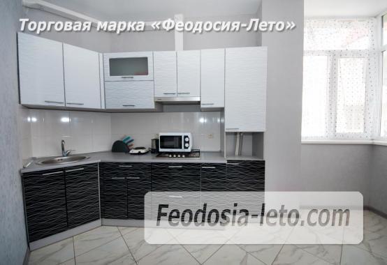 Однокомнатная квартира на берегу моря в Феодосии, Черноморская набережная, 1-В - фотография № 4