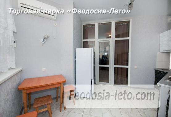 Однокомнатная квартира на берегу моря в Феодосии, Черноморская набережная, 1-В - фотография № 6