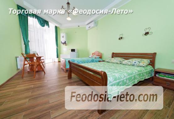 Однокомнатная квартира в Феодосии, Черноморская набережная, 1-Е - фотография № 1