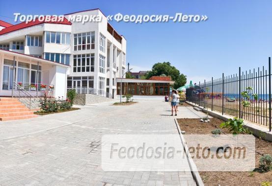 Однокомнатная квартира в Феодосии, Черноморская набережная, 1-В - фотография № 1