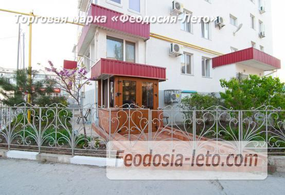 Однокомнатная квартира в Феодосии, бульвар Старшинова, 10-А с отдельным входом - фотография № 1