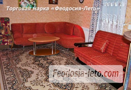 Однокомнатная квартира в Феодосии, бульвар Старшинова, 10-А с отдельным входом - фотография № 14