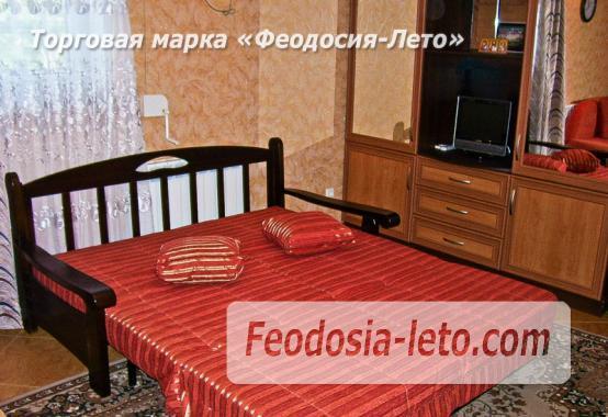 Однокомнатная квартира в Феодосии, бульвар Старшинова, 10-А с отдельным входом - фотография № 15