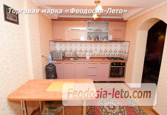 Однокомнатная квартира в Феодосии, бульвар Старшинова, 10-А с отдельным входом - фотография № 9
