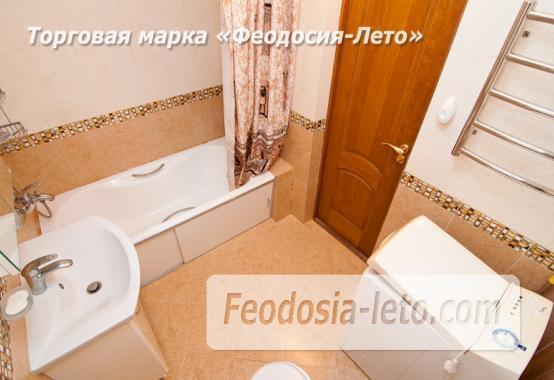 Однокомнатная квартира в Феодосии, бульвар Старшинова, 10-А с отдельным входом - фотография № 10