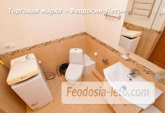 Однокомнатная квартира в Феодосии, бульвар Старшинова, 10-А с отдельным входом - фотография № 12