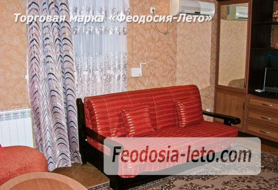 Однокомнатная квартира в Феодосии, бульвар Старшинова, 10-А с отдельным входом - фотография № 13