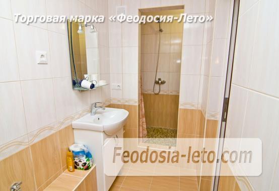 Однокомнатная квартира в Феодосии в 10 метрах от пляжа, Черноморская набережная - фотография № 5