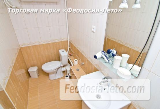 Однокомнатная квартира в Феодосии в 10 метрах от пляжа, Черноморская набережная - фотография № 6