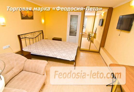 Однокомнатная квартира в Феодосии в 10 метрах от пляжа, Черноморская набережная - фотография № 13