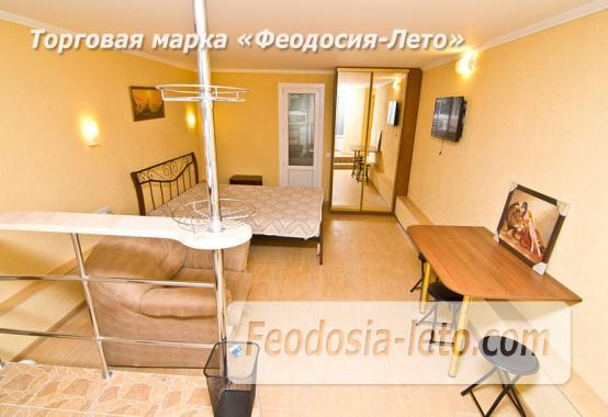 Однокомнатная квартира в Феодосии в 10 метрах от пляжа, Черноморская набережная - фотография № 2