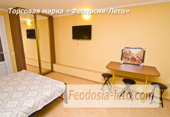 Однокомнатная квартира в Феодосии в 10 метрах от пляжа, Черноморская набережная - фотография № 4