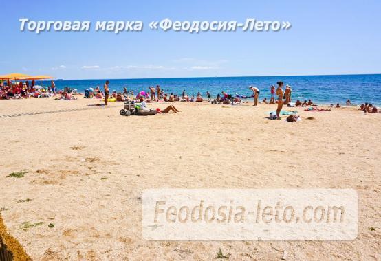 Однокомнатная квартира в Феодосии в 10 метрах от пляжа, Черноморская набережная - фотография № 7