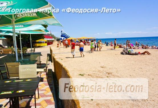 Однокомнатная квартира в Феодосии в 10 метрах от пляжа, Черноморская набережная - фотография № 8