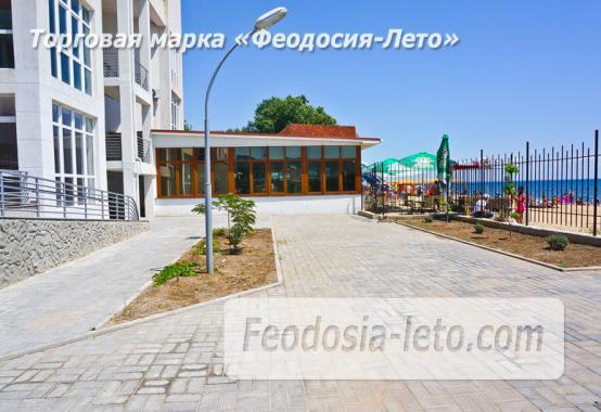 Однокомнатная квартира в Феодосии в 10 метрах от пляжа, Черноморская набережная - фотография № 9